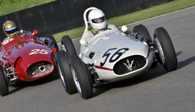 Or that of Maserati 250Fs?