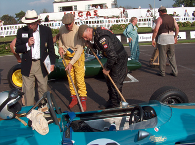 Barrie & Attwood sabotaging Sytner 2004