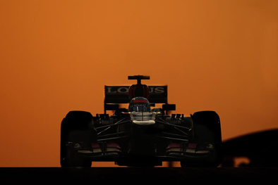 The sun sets on Kimi's Lotus career