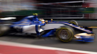 Wehrlein is out with his back still troubling him