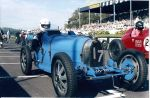 2004 Brooklands Trophy 17 C.Knill-Jones Bugatti T35