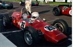 2004 Glover Trophy 29 Marco Cajani De Tomaso F1