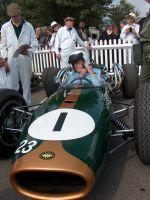 2004 Jack Brabham Tribute Parade Jack Brabham Brabham BT19