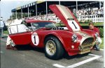 2004 RAC TT 1 Grahame Bryant-Bill Shepherd AC Cobra