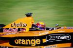 AGP 2001 BERNOLDI ARROWS
