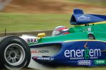 A1GP 2008 Eastern Creek Brazil Sergio Jimenez