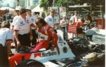 Fittipaldi-Penske SURFERS INDY 91