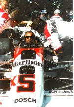 Fittipaldi PENSKE SURFERS INDY  91
