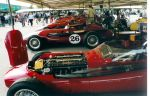 A pitfull of Maseratis