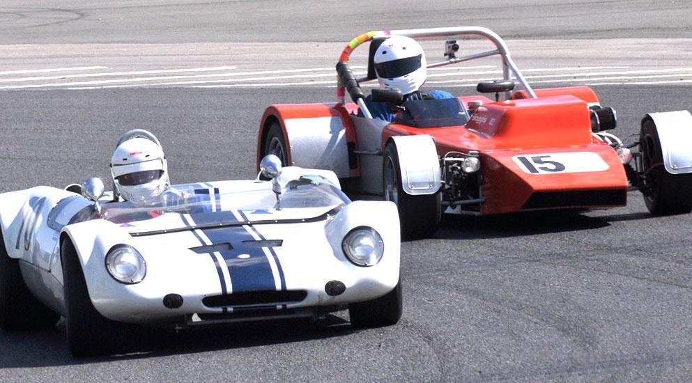 70 Stephen Fryer MRC Lotus 23