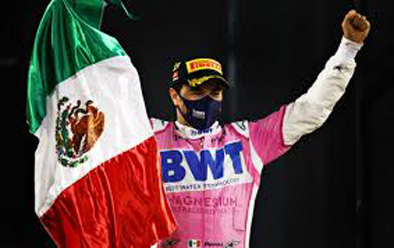 Sakhir winner Perez joins Red Bull for 2021