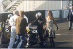 2003 Barry Sheene Memorial Trophy 32 Duncan Fitchett Manx Norton